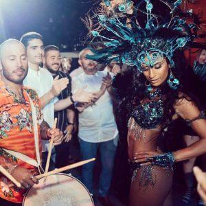 קרנבל ריקודים ברזילאי באירועים