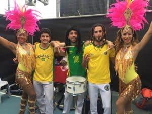 חגיגה ברזילאית