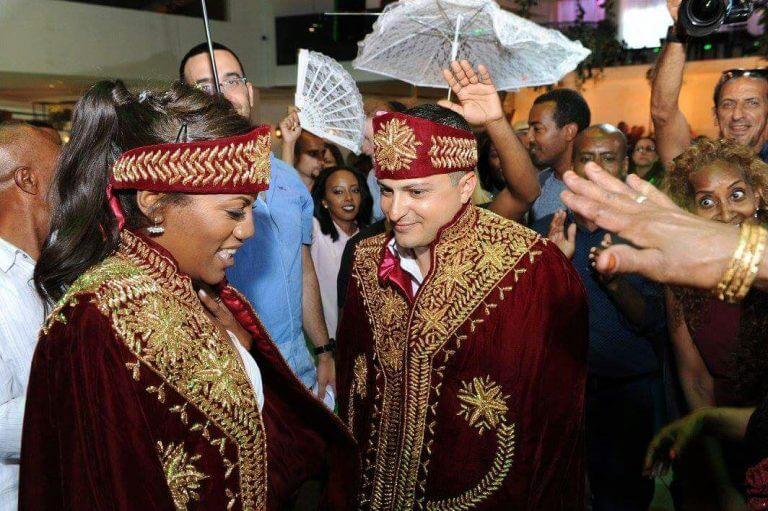 לבוש מסורתי אתיופי