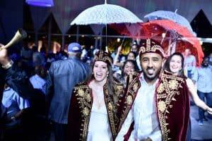 תלבושת אתיופית מסורתית