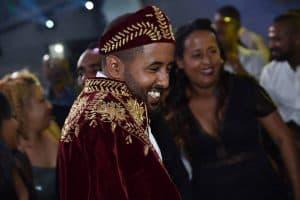 לבוש אתיופי