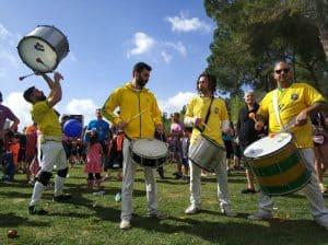 חגיגות קרנבל ברזילאי